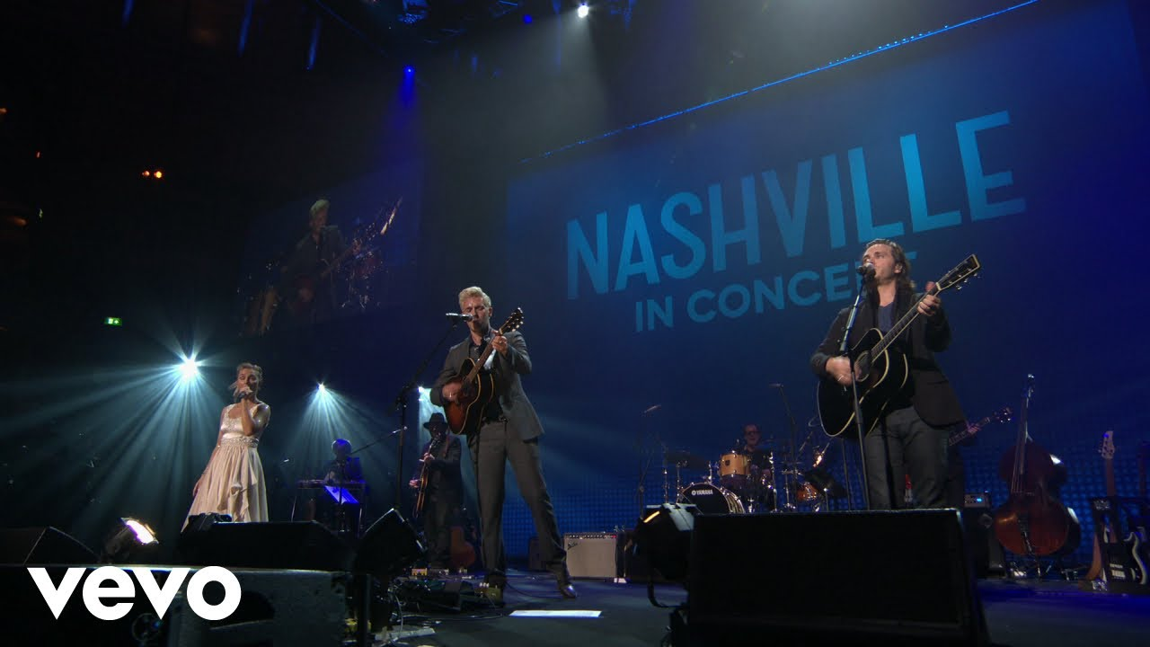 Download Sam Palladio, Clare Bowen, Jonathan Jackson - Borrow My Heart (Nashville In Concert)
