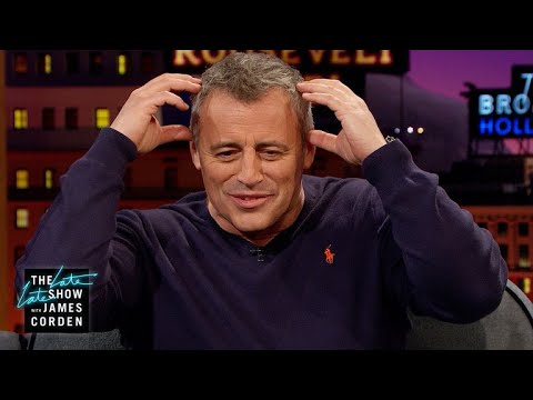 Matt LeBlanc Has Embraced the Silver Fox Lifestyle