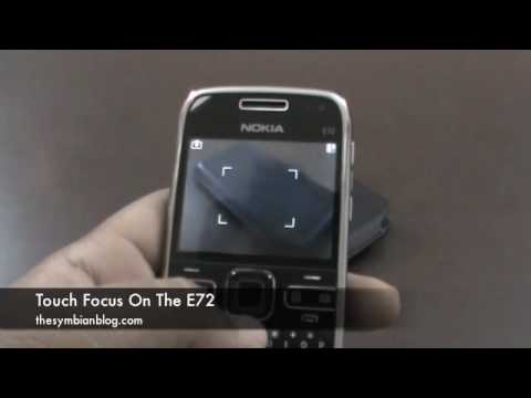 Camera On the Nokia E72