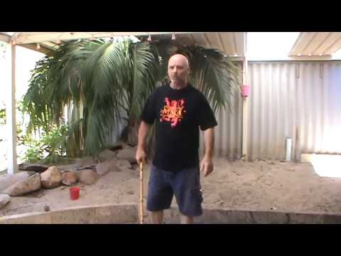 how to make kali sticks