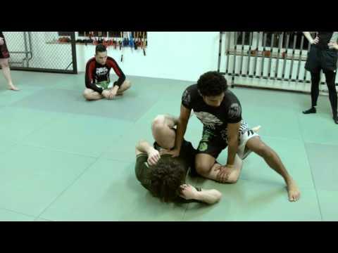 MMA Training im Ringside Gym Berlin