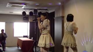 お昼の女子会ライブのオープニングアクト、Chelipライブ① ※じゃんけん大...