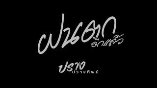 ฝนตกอีกแล้ว - ปราง ปรางทิพย์【Official MV】