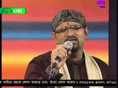 ZINDAGI KE SAFAR ME GUZAR live on Gaan Bhashi Tara Muzik 4th Aug2010