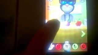 Как быстро повысить уровень в игре My Talking Tom