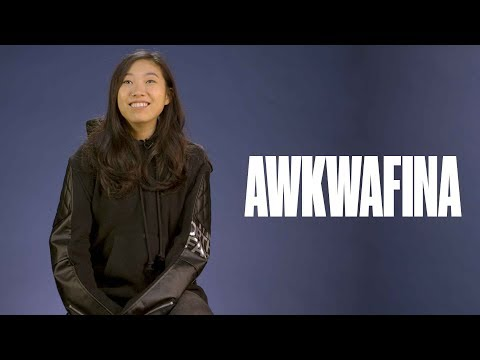 Awkwafina on meeting the cast of Ocean's 8 and living in both NYC and China