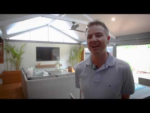 Outback Patio Cooldek   Customer Testimonial   Les Webster