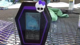 Monster high I coffin dance