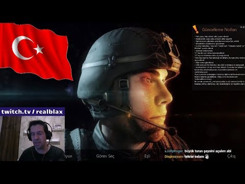 Türk Yapımı Askeri FPS - Soldiers of the Universe
