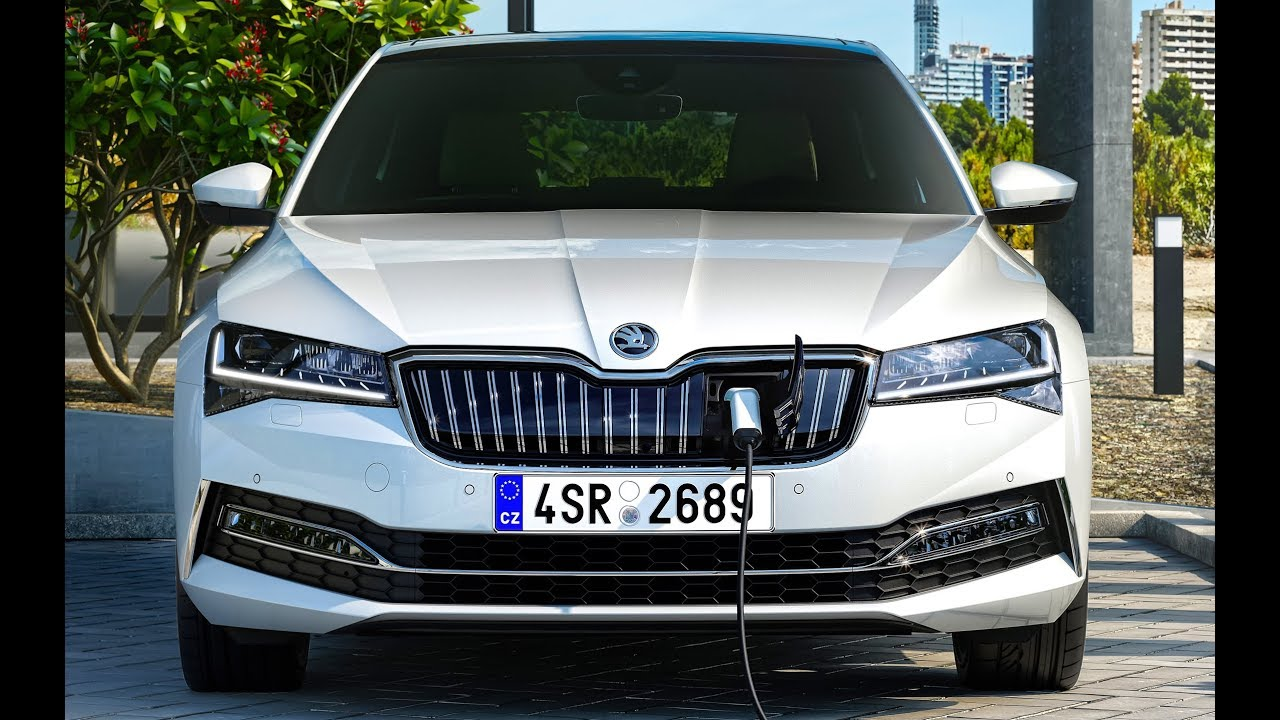 2020 Skoda Superb Iv Features Design Interior And Driving