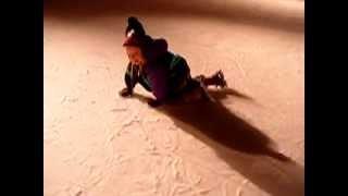 Kayla Skate 1st time Downtown Ice Idaho Ice World 12-05