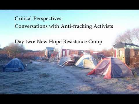 Critical Perspectives at PNR New Hope Resistance Camp