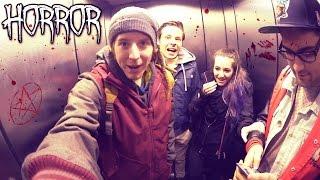 Gefangen im Parkhaus des TODES! Horror-Vlog mit Rewi, Jodie & Peter | unge