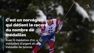 Jeux Olympiques d'hiver : Le saviez-vous ?