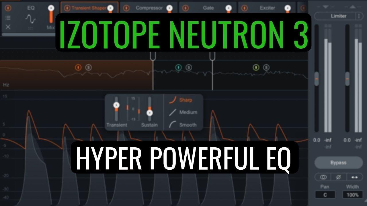 Izotope Neutron 3 - EQ Deep Dive