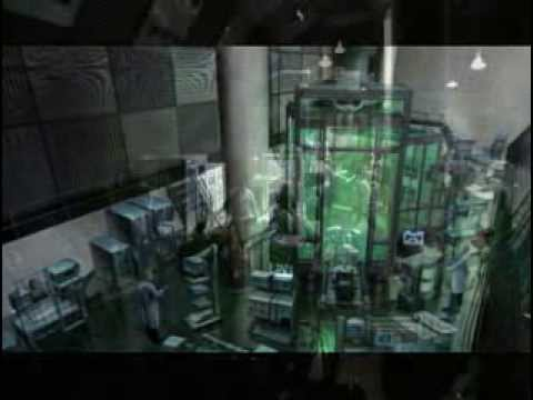 Spider-Man 'OsCorp Lab Scene' (with 'Beautiful Game - Fifty Fathoms Mix' by Electrostatic)