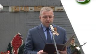 Парад в честь дня Победы