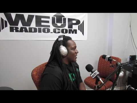 Alomod Talks About His Upcoming Album, South Carolina and College On We Up Radio