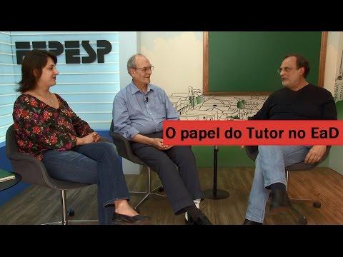 Sala de Professores - O papel do Tutor no EaD