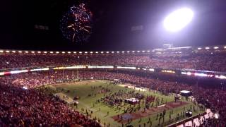 Farewell Candlestick Park - When The Lights Go Down In the City/Hello Goodbye/Fireworks Display
