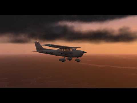 X-Plane 11 Halifax (CYHZ) to Greenwood (CYZX)