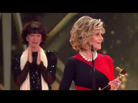 Jane Fonda - Lebenswerk International | GOLDENE KAMERA 2017