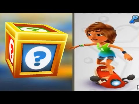 Subway Surfers World Tour 2018 #118 💗 Play And Mystery Boxes Opening ☺ TZL GAMES