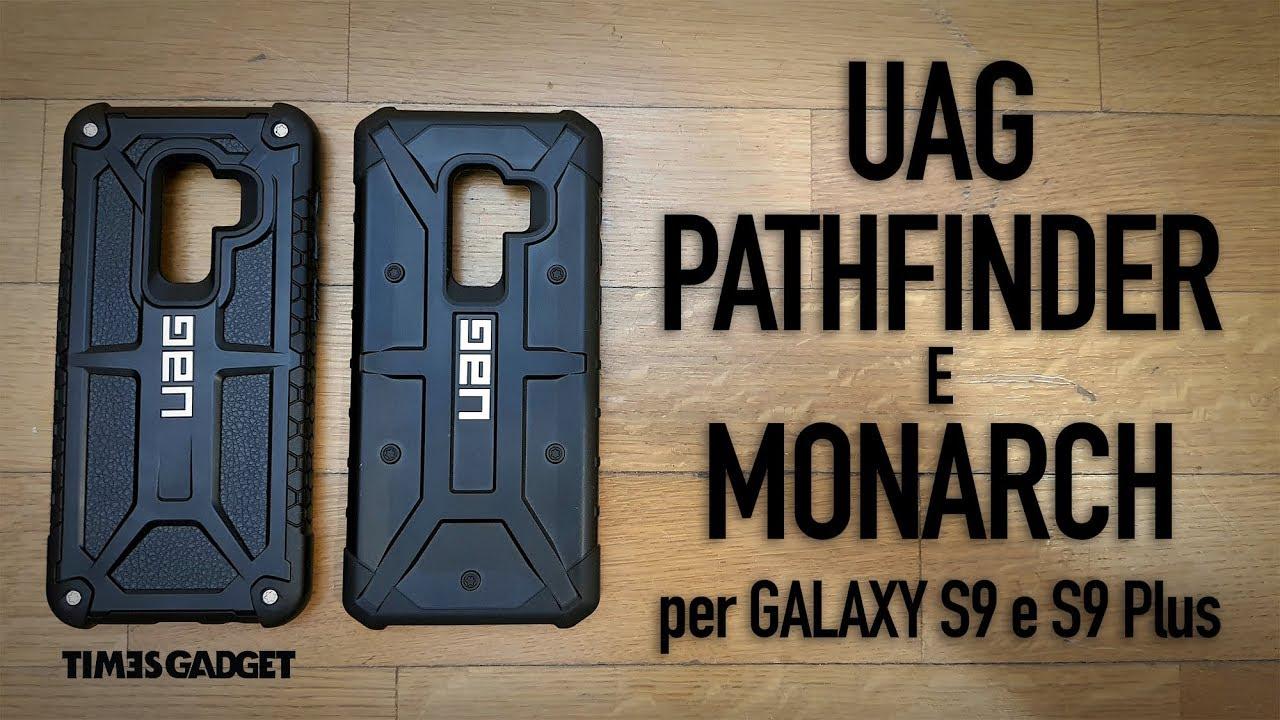 size 40 73c70 351d9 Cover UAG Pathfinder e Monarch per Galaxy S9 e S9 Plus