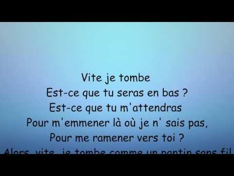 Patrick Bruel - J'te mentirais - Lyrics/Paroles