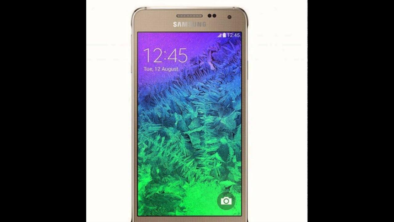 Harga Hp Samsung Galaxy Alpha Sm G850 32gb Gold Baru Youtube