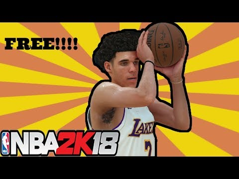 HOW TO GET FREE VC FOR NBA 2K18!! - 동영상