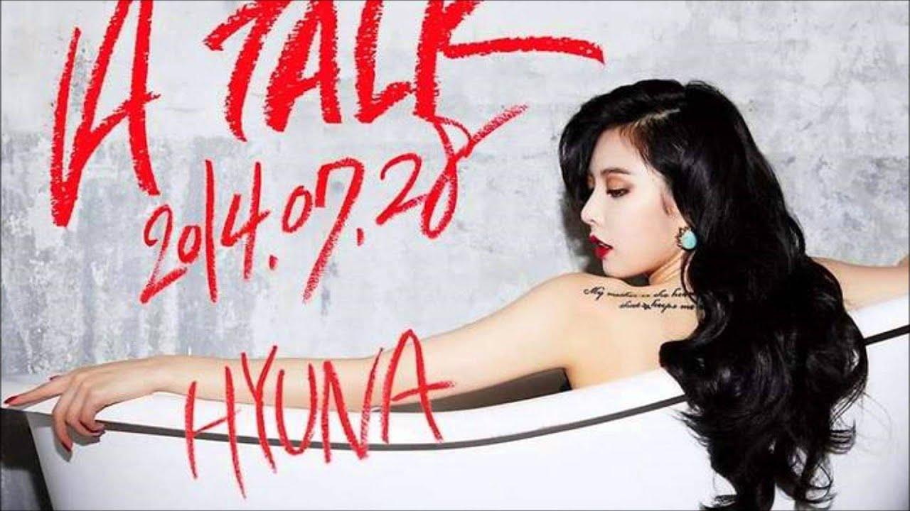 Hyuna - Red [Male Ver] - YouTube Hyuna 2014