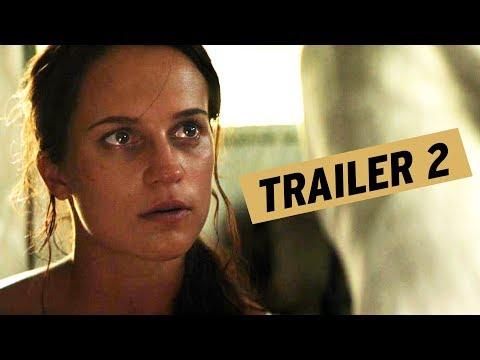 'Tomb Raider'  2: Alicia Vikander Brings Lara Croft's Origin Story to Life