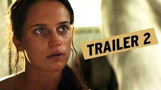 'Tomb Raider' Trailer 2: Alicia Vikander Brings Lara Croft's Origin Story to Life