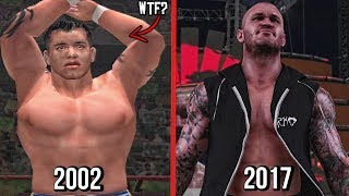 The Evolution Of Randy Orton In WWE Games! ( WWE SmackDown! Shut Your Mouth To WWE 2K18 )
