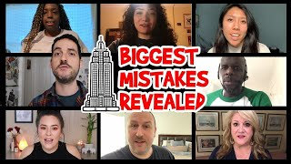 First Timers in NYC REVEAL Their BIGGEST Mistakes ! (And How To Avoid Them)