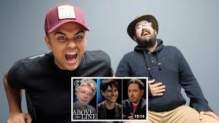 Gambar cover Deepfake Roundtable: Cruise, Downey Jr., Lucas & More - REACTION