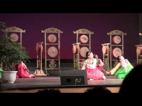 Pyongyang North Korea Traditional Performance Art Part 2