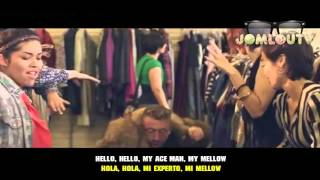 Repeat youtube video Macklemore  Ryan Lewis Thrift Shop Ft Wanz) (Music Video) subtitulado