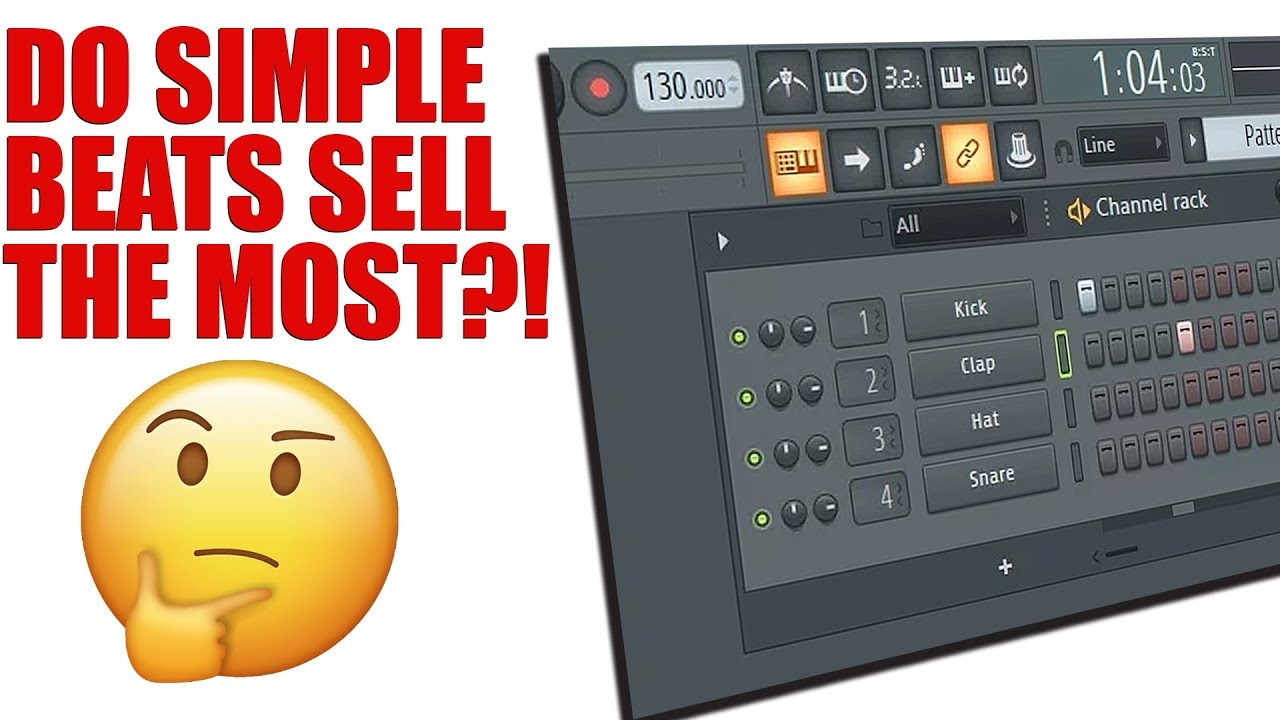Do Simple Beats Sell The Most?  Sell Beats Online 2019 (Tundra Beats Interview)