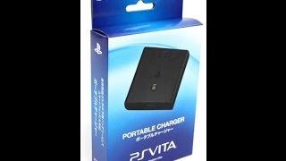 Cargador portátil de #PsVita By Snapdragon.(Adicto a DS,3DS,PsVita.Retro. lo recomiendo, pues suministra 1,5 A y 5V, pudiendo utilizarla también para cargar otros dispositivos, como móviles de última ..., 2014-11-20T22:55:54.000Z)