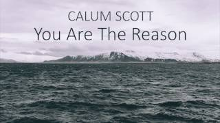 calum scott you are the reason lyrics