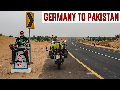 Let the Adventure Start EP. 01 | Germany to Pakistan and India on Motorcycle