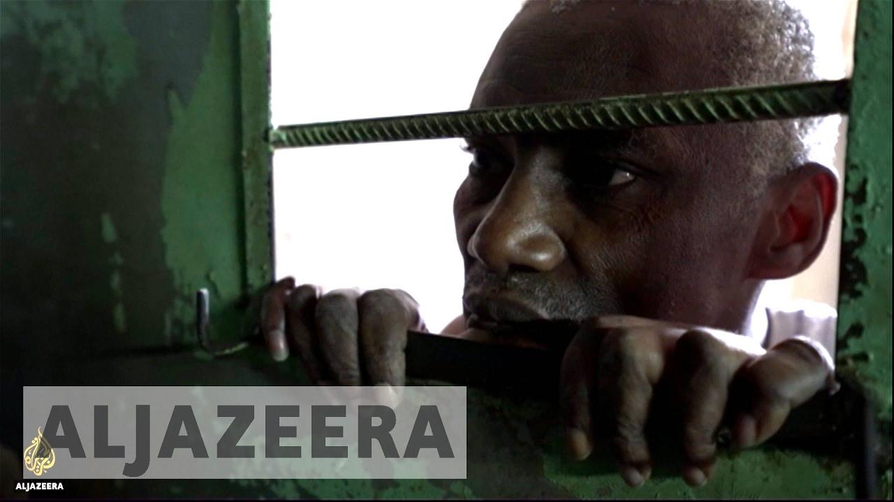 Exclusive Look Inside Gambia's Mile 2 Prison
