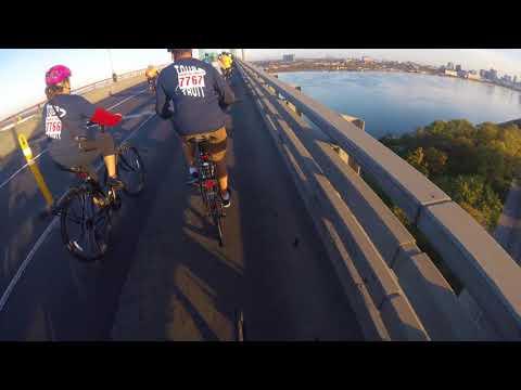 Cycle blog, bridge climb