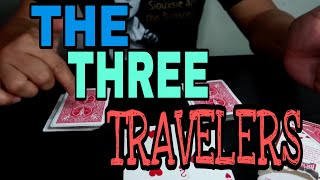 THE THREE TRAVELERS