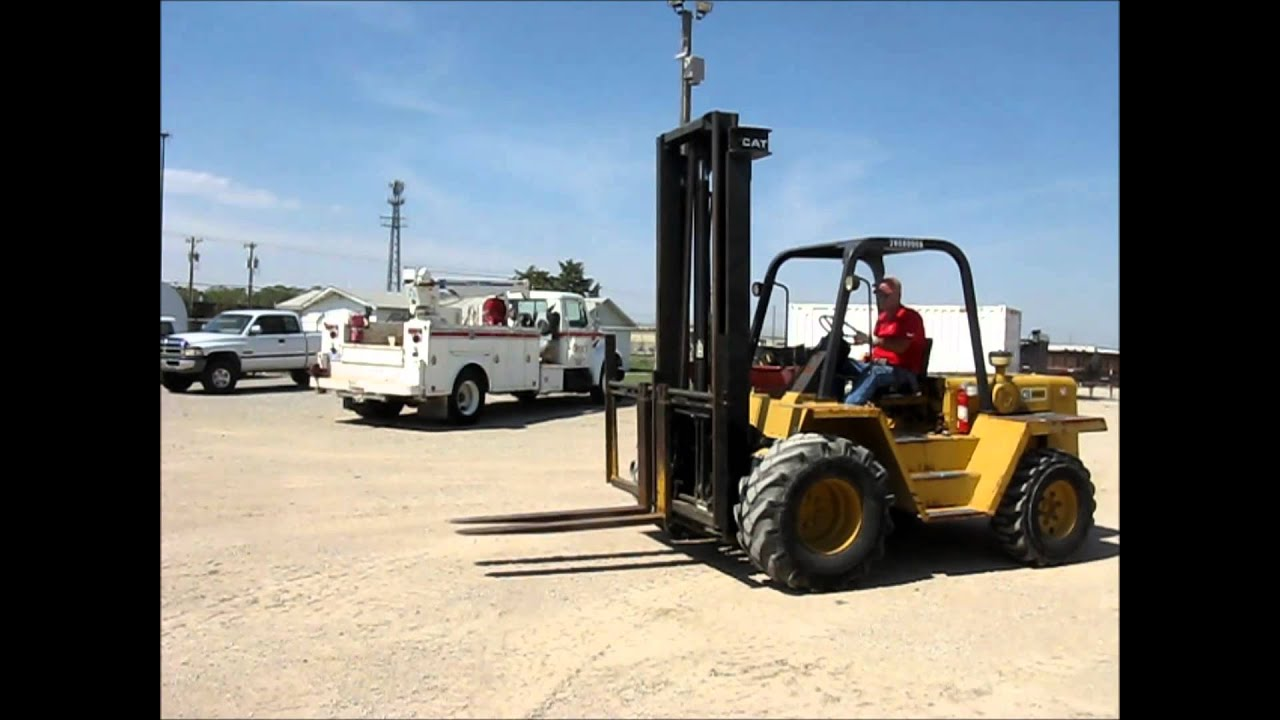 Cat R Forklift For Sale