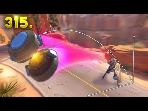 WORLDS BEST ANA GRENADE.. | Overwatch Daily Moments Ep. 315 (Funny and Random Moments)