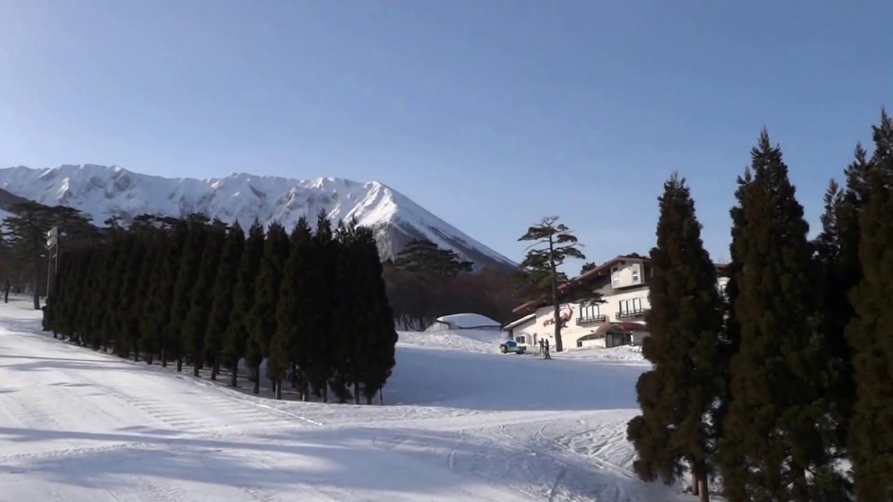 大山ホワイトリゾートスキー場 ...