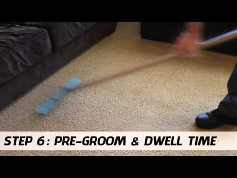 Our 10 Step Premium Carpet Cleaning Process